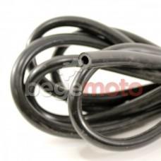 Топливный шланг 2х5х500мм (черный)