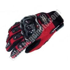 Перчатки защитные Pro-Biker красные
