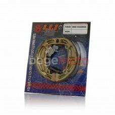 Колодки тормозные барабанные SEE Suzuki Address/Sepia 90x20