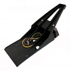 Крыло с креплением номера/со стоп-сигналом/габаритом/поворотниками