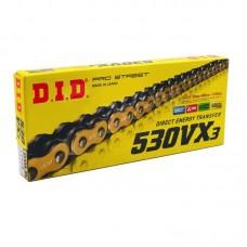 Приводная цепь DID 530VX3 G&B