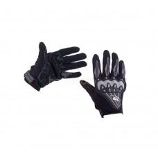 Перчатки защитные демисезонные AXE черные
