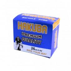 Камера для фэтбайка, велокамера Hakuba 26x4,0
