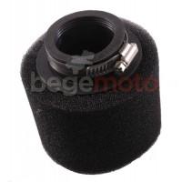 Фильтр нулевого сопротивления 48-50мм питбайк черный (поролон) Kayo/Pitbike