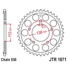 Звезда ведомая JTR1871 JT Sprockets