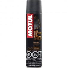 Пропитка MOTUL Air Filter Oil Spray (400мл)