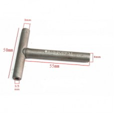 Ключ для регулировки клапанов Т-образный
