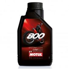 Масло моторное MOTUL 800 2T FACTORY LINE OFF ROAD (1 литра)