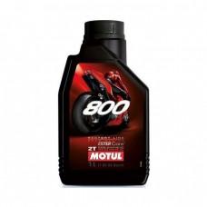 Моторное масло Motul 800 2T Factory Line Road Racing (1 литр)