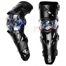 Наколенники (защита колена) Scoyco K12 Blue/Black