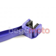 Щетка для чистки приводной цепи