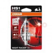 Лампа OSRAM Night Racer +90% 35/35W HS1