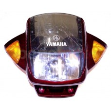 Передний обтекатель Yamaha YBR-125cc CN в сборе