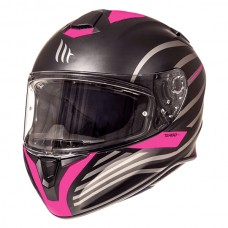 Шлем MT Targo Dopler Black/Pink