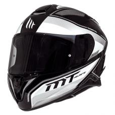 Шлем MT Targo Interact White/Black/Grey