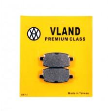 Колодки тормозные дисковые Yamaha 3KJ VLAND
