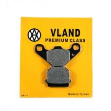 Колодки тормозные дисковые Suzuki Address 50 VLAND