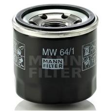 Фильтр масляный Mann MW64/1