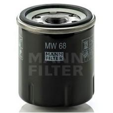 Фильтр масляный MANN MW68