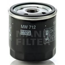 Фильтр масляный MANN MW712
