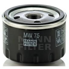 Фильтр масляный MANN MW75