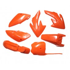 Комплект пластика (питбайк) Kayo/Pitbike #3