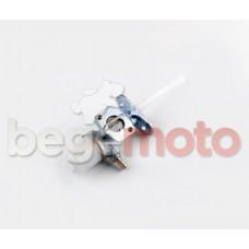"""Кран топливный с ручкой Yamaha YBR125 """"KOMATSU"""""""