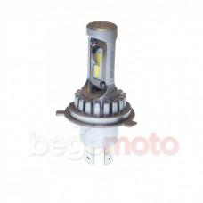 Светодиодная LED лампа головного света BAXSTER SE H4