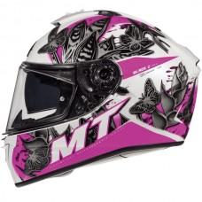 Шлем MT Blade 2 SV Breeze Pink/White/Grey