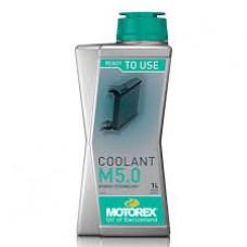 Жидкость охлаждающая Motorex Coolant M5.0 (1л)