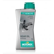 Трансмиссионное масло Motorex Gear Oil Hypoid 80W90 GL-5 (1л)
