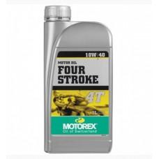 Масло моторное Motorex 4-Stroke 4T 10W40 (1л)