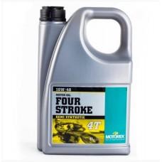 Масло моторное Motorex 4-Stroke 4T 15W50 (4л)