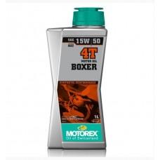 Масло моторное Motorex Boxer 4T 15W50 (1л)