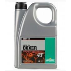Масло моторное Motorex Boxer 4T 15W50 (4л)