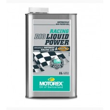 Пропитка воздушного фильтра Motorex Racing Bio Liquid Power (1л)