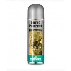 Средство для полировки и защиты Motorex Moto Protect Spray (500мл)