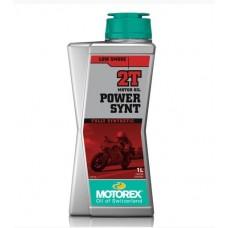 Масло моторное Motorex Power Synt 2T (1л)