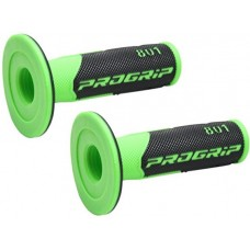 Ручки руля ProGrip MX Duo density зеленые