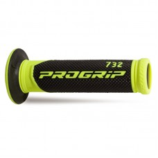 Ручки руля ProGrip Double Density Fluorescent желтые