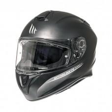 Шлем MT Targo Solid Black Mat