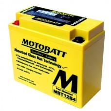 Аккумулятор MBT12B4 12V 11Ah Motobatt (GEL)