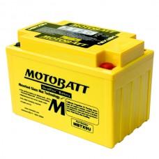 Аккумулятор MBTX9U 12V 10.5Ah Motobatt (GEL)