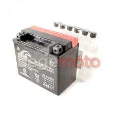 Аккумулятор кислотный MUSTANG YTX12-BS (12V, 10Ah)