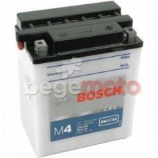 Аккумулятор кислотный Bosch Fresh Pack M4 F34 (YB14L-A2)