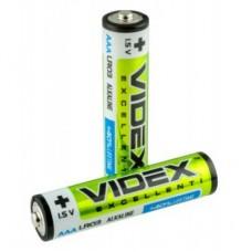 """Батарейки тип """"AA"""" VIDEX (2шт)"""