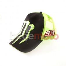 "Ретро бейсболка ""Monster Energy"""