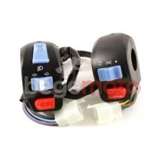 Блоки управления в сборе 4т GY-6 (дисковые тормоза)