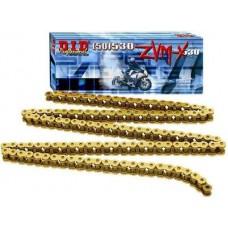 Приводная цепь DID 50(530)ZVM-X G&G - ZB Gold