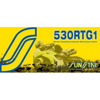 Приводная цепь Sunstar 530RTG1 Gold